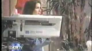 1998 - Kimberlin Brown on Real TV.