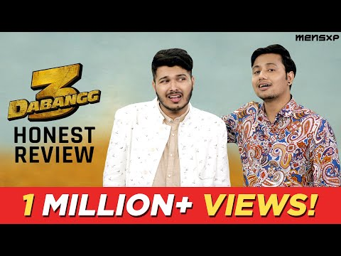 MensXP   Honest Review   Dabangg 3