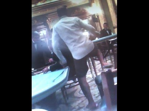 Thomas Fabius pète un cable au casino de Monte Carlo : vidéo