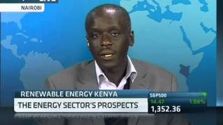 Investment in Kenya's Energy Sector with Andrew Amadi