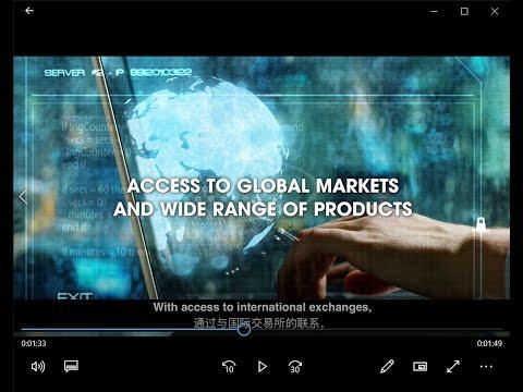 Orient Futures Singapore Brand video