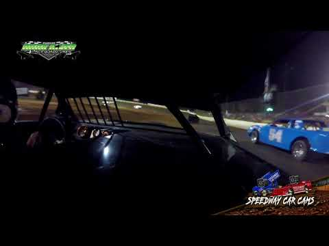 #133 Ryan Moran - Street Stock - 9-2-18 Duck River Raceway Park - In Car Camera