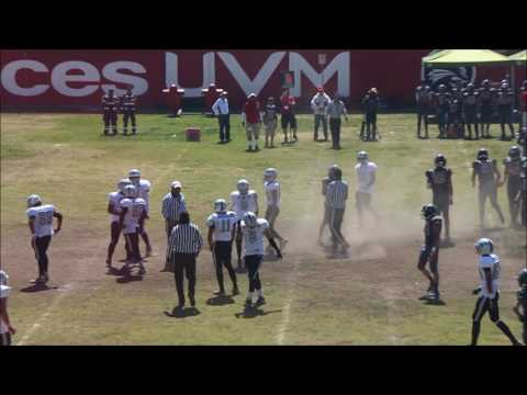 RaidersAguascalientes@LincesUVMToluca Semifinal 30ABR2017