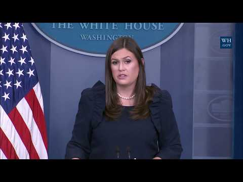 8/1/17: White House Press Briefing