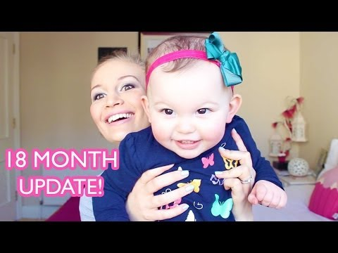18 Month Toddler Update!