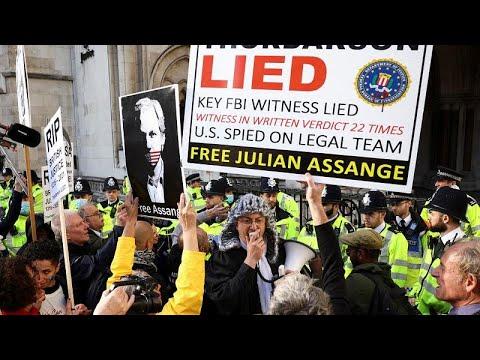 واشنطن تفند خطر الانتحار لمؤسس ويكيليكس وتسعى لإقناع محكمة بريطانية تسليمها أسانج  - نشر قبل 7 ساعة