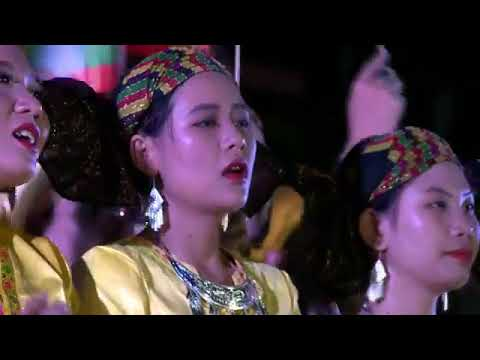 Happy Tai New Year 2112 in Yangon Myanmar Ep 1