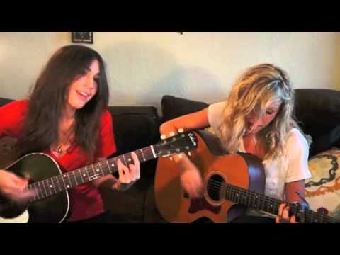 Kate Voegele - Wagon Wheel (Old Crow Medicine Show acoustic Cover)