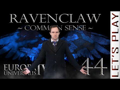 Ravenclaw HRE #44 [PU3] - Europa Universalis IV Common Sense