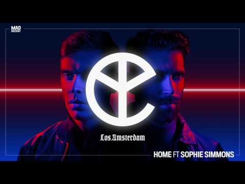 Yellow Claw - Home (feat. Sophie Simmons) [Official Full Stream]
