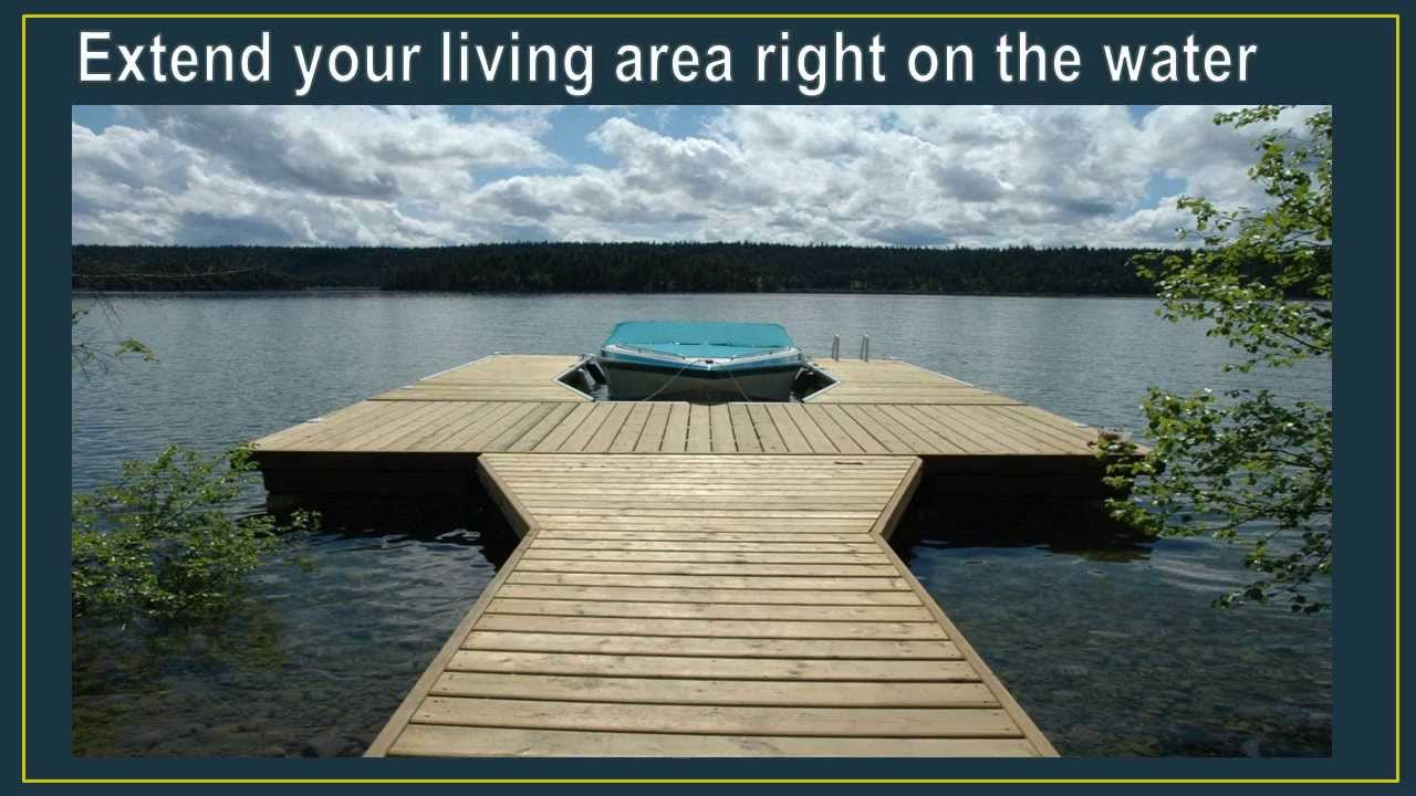 Boat Dock Design Ideas