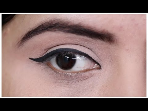 Tutorial: How to 3 Simple Steps to Apply Perfect Eyeliner