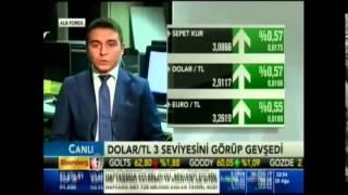 ALB Forex Analisti Rıdvan Baştürk DOLAR/TL Piyasasını Değerlendiriyor. Bloomberg HT