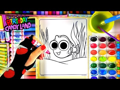 Coloring Pages Of Paw Patrol : Learn colors for kids and hand color paw patrol skye coloring