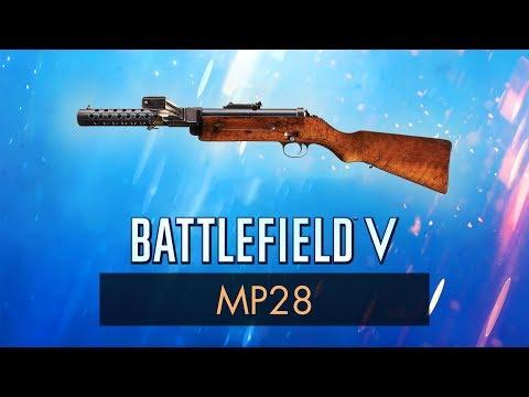 Battlefield 5: MP28 ~ IN-DEPTH GUIDE - BF5 Best Gun Specs, Stats + Tips | Battlefield V Gameplay thumbnail