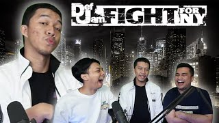 DUEL PETARUNG JALANAN !!! - DEF JAM FIGHT FOR NY