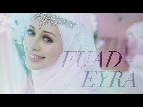 MALAY WEDDING : FUAD+EYRA@ZUHAIRAH (PengacaraTv9) // Solemnization & Reception By NEXT ART