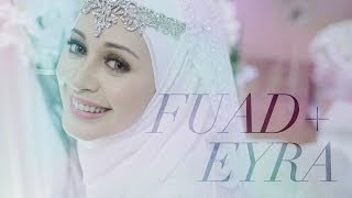 MUSLIM WEDDING : FUAD+EYRA@ZUHAIRAH (PengacaraTv9) // Solemnization & Reception by NEXT ART