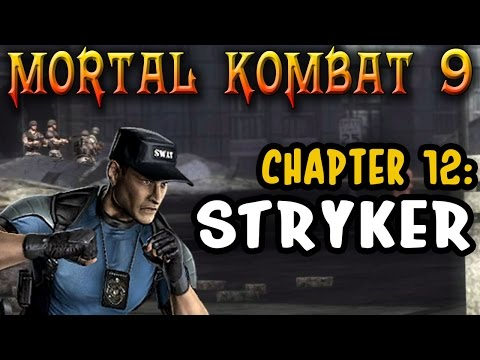 MK9 Story Mode. Part 12. Stryker: Protector of the EarthRealm! (Full HD)