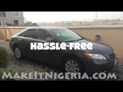 Car Rentals / Car Hire in Lagos, Nigeria