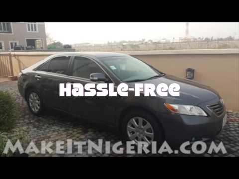 Car Rentals / Car Hire in Lagos, Nigeria