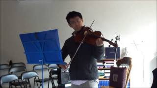 Viola - Fantasia on Greensleeves - Ralph Vaugh Williams