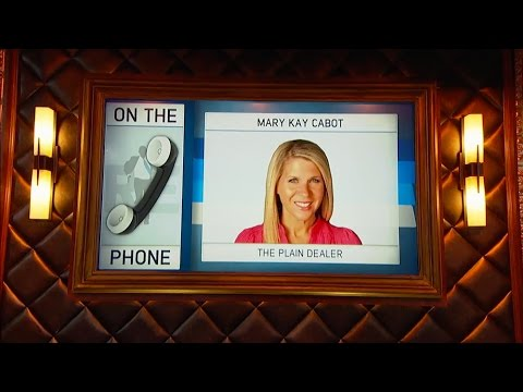 Mary Kay Cabot of the Cleveland Plain Dealer Talks QB Johnny Manziel & More - 12/29/15