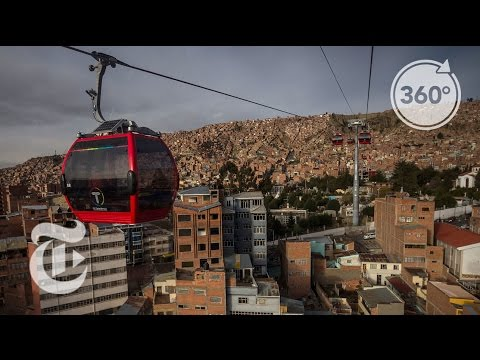 Traveling Through the Sky in Bolivia | The Daily 360 | The New York Times