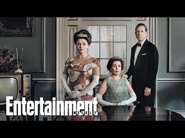 'The Crown's Olivia Colman, Tobias Menzies & More On New Season | Cover Shoot