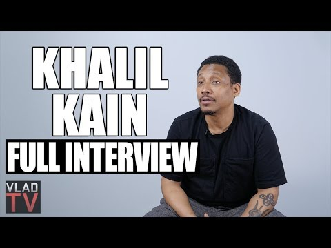 Kahlil Kain on Acting with 2Pac in 'Juice', Impact of the Movie Full