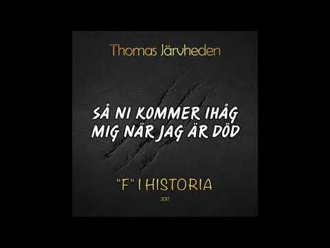 """""""F"""" i historia - av Thomas Järvheden"""