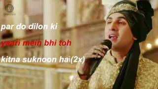 Channa mereya sad version with Lyrics