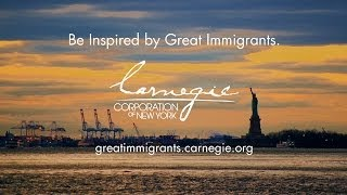 Great Immigrants: The Pride of America at greatimmigrants.carnegie.org