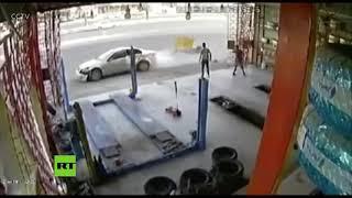 Un atropello deja al menos un muerto en La Meca