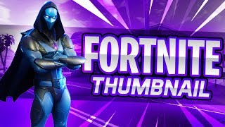 "NEW FREE GFX ""FORTNITE THUMBNAIL TEMPLATE"" 2018! - (NEW Free Fortnite GFX Templates PSD)"