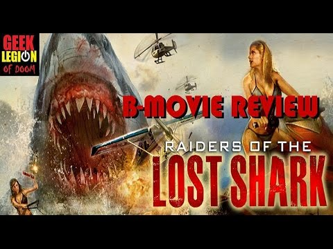Trailer do filme Raiders of the Lost Shark
