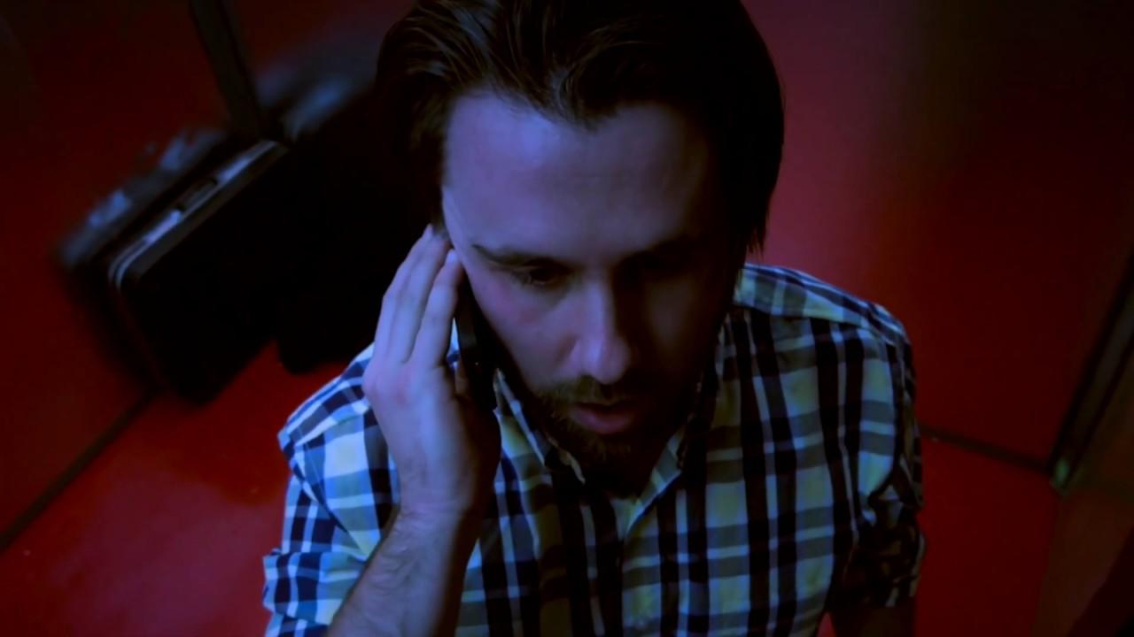 """Assumption"" - Sci-Fi Horror Short Film w/ Cortney Palm - Visually Delicious Groundhog Day Movie"