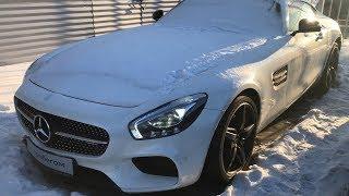 Mercedes AMG GTs! 8000км пробега за 5 млн рублей !