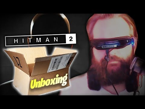 NACHRICHT AN GRONKH! 📦📞 Hitman 2 Collectors Edition - 🎬  Livestream 09.11.18