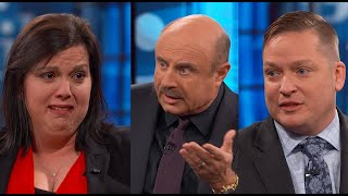 Dr. Phil To Former Couple Battling Over Their Children: 'There's Unfinished Emotional Business Be…