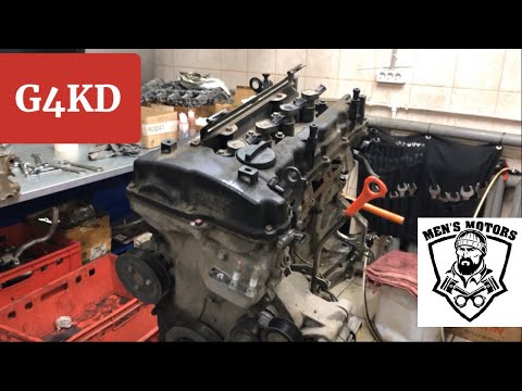 Двигатель G4KD Ремонт и Тюнинг KIA Sportage 3 / Hundai IX35
