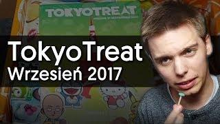 Japońskie przekąski?!   TokyoTreat Unboxing - Wrzesień 2017