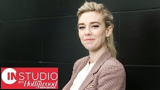 In Studio With 'The Crown's' Vanessa Kirby on Portraying Princess Margaret & Her Love Affair | THR