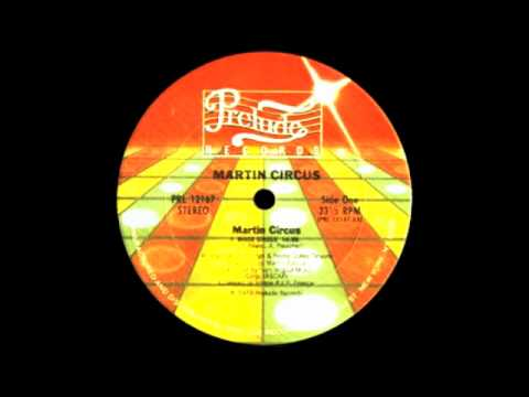 Martin Circus - Disco Circus (Prelude Records) Extended Version 1977, 1984