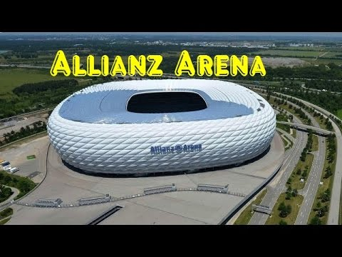 Allianz Arena-Bayer Munchen
