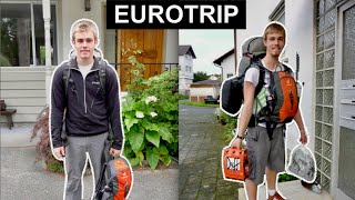 Backpacking Around Europe