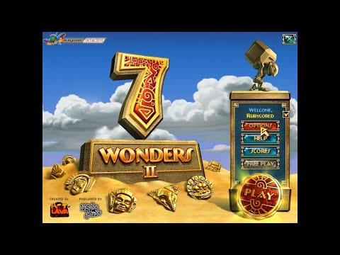 7 Wonders II (2007, PC) - 1 of 8: Stonehenge (England)[720p60]