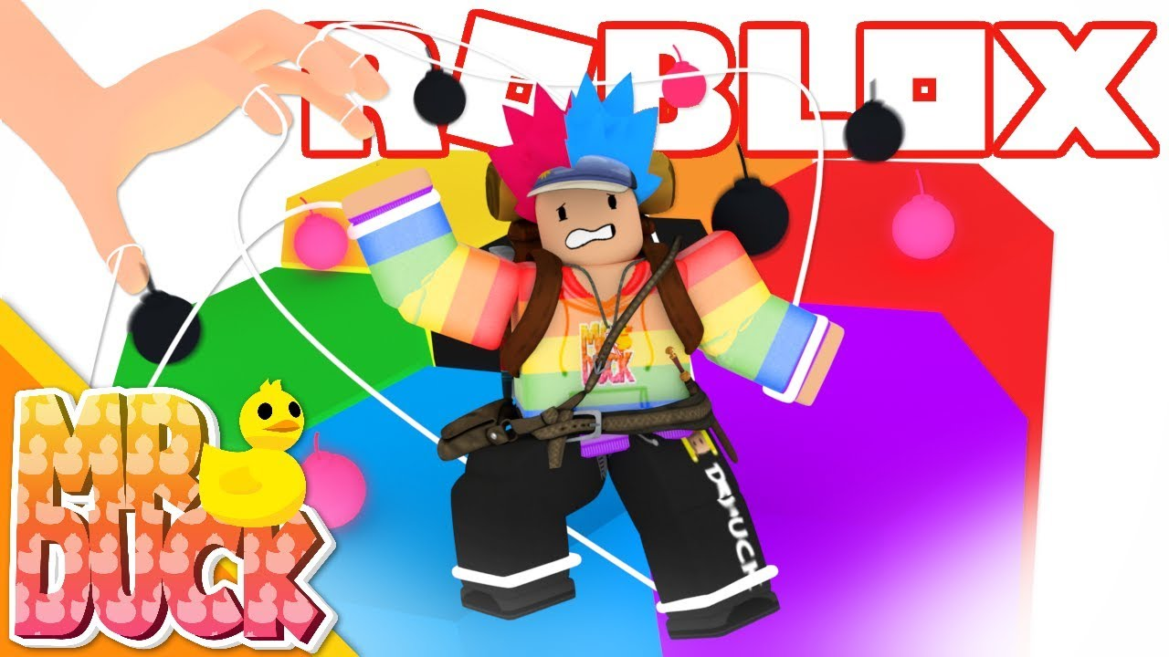 The Puppet Master Is After Me Roblox Tiki Island Youtube