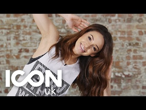 Workout: Quick and Easy Warm Up  Danielle Peazer