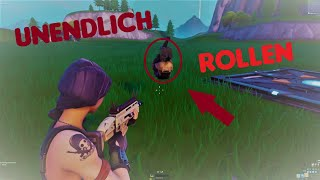 *UNENDLICH* with the cannon roll GLITCH | Fortnite Season 8